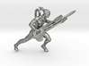 Coma Doof Warrior pendant 3d printed