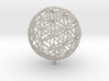 Pendant 200mm Flower Of Life  3d printed