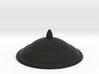 1/6 Scale Smith/Capaldi TARDIS Lamp Top Cap 3d printed