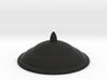1/10 Scale Smith/Capaldi TARDIS Lamp Top Cap 3d printed