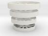 Flywheels4sizes 3d printed