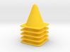 5 Cone Set 3d printed