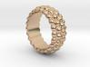 Big Bubble Ring 25 - Italian Size 25 3d printed