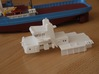MV Anticosti, Superstructure (1:200, RC Ship) 3d printed printed superstructure