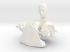 The Goddess of Tranquillity 3d printed