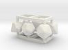 Roleplay DICE: SD 1/3 doll size 3d printed