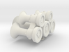 """M5 Horn 2.5"""" (1:4.5) scale 3d printed"""