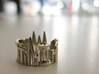 Edinburgh Ring - Gothic Ring 3d printed