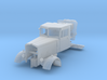 1/87th HO scale Duel Peterbilt 3d printed