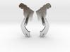 MJ Studs (Pair) Shapeways 3d printed