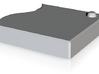 Planck Compatible BT Ceramic Base (Left Side) R1 3d printed
