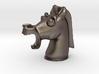 Horse bottle opener 3d printed