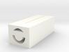 6/10mm Tube Cutter, 3mm Deep 3d printed
