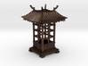 Japanese Pavilion Incense Burner 3d printed