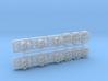 SP Original Headlight Cluster Pack (HO - 1:87)(6X) 3d printed