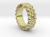 Chocolate Ring 14 - Italian Size 14 3d printed