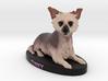 Custom Dog Figurine - Tinky 3d printed
