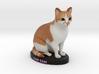 Custom Cat Figurine - Sam Sam 3d printed