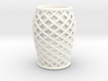 "Rounded Vase (3.5"" Height) 3d printed"