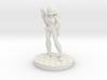 Space Girl 3d printed
