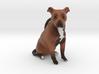 Custom Dog Figurine - Huckleberry 3d printed
