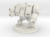 Dreadnought 3d printed