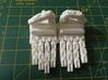 Articulated Robot Fists 3d printed
