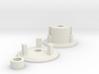 Ranger Ex Better Wheel Hubs 3d printed