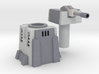 Imperial Rapid Fire Turret Lvl 3 (swiveling) 3d printed