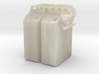 NATO 20L Jerry Can 1/10 Scale X2 3d printed