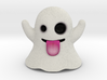 Ghost Emoji Figurine 3d printed