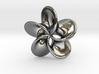 "Scherk minimal surface ""Rose"" 3d printed"
