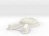 Vortex Manipulator Touch (mk2) Buttons 3d printed