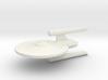 USS WOODS 3d printed