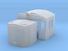 N Scale C39 Cab And Nose 3d printed