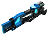 GroundShock Exclusive Weapon: Charge Beam 3d printed In-Game Render