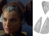 Padme Packing Forehead Medallion 3d printed