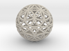Special Edition 88mm Thick Flower Of Life 3d printed