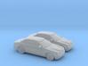 1/200  2X 1998 Jaguar S Type 3d printed