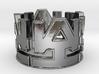 WAI Symbol Ring Size 12 3d printed