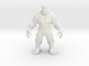 Hulk  3d printed
