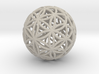 Special Edition 55mm Thick Flower Of Life 3d printed