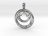 WATER MOONS (sacral) 3d printed
