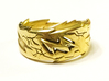 Power : Zeus Ring Size 7 3d printed Power, Confidence, Express yourself!