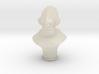 Amiral Ackbar Bust 3d printed