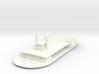 USS Tuscumbia 1/600 3d printed