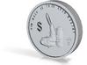 F.o.w Coin 3d printed