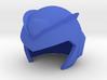 MegaMan X Armor Helmet 3d printed