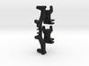 XL Axle Dual Servo Kit (w/ CHubs) For Steering 3d printed