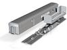 N-scale (1/160) PRR PB70D Combine 3d printed